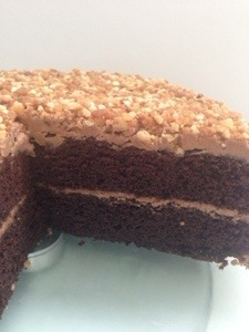 Gâteau au chocolat by Lorraine Pascale