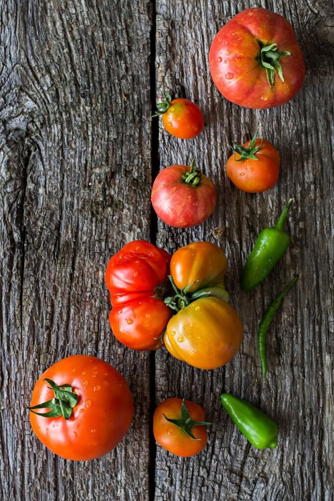 Zimnica: Umak od paradajza