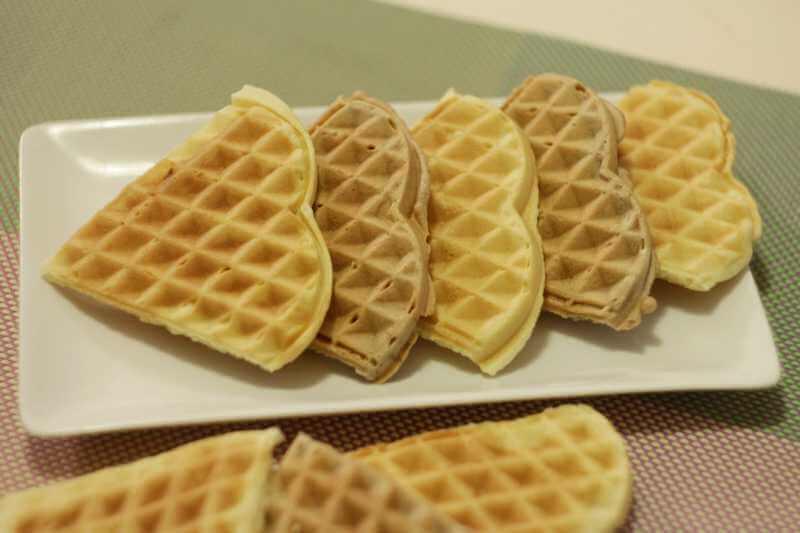 Bakin kolač – galete – vafle
