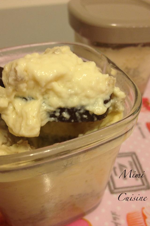 Crèmes à la vanille et à la banane by Multi-Délices