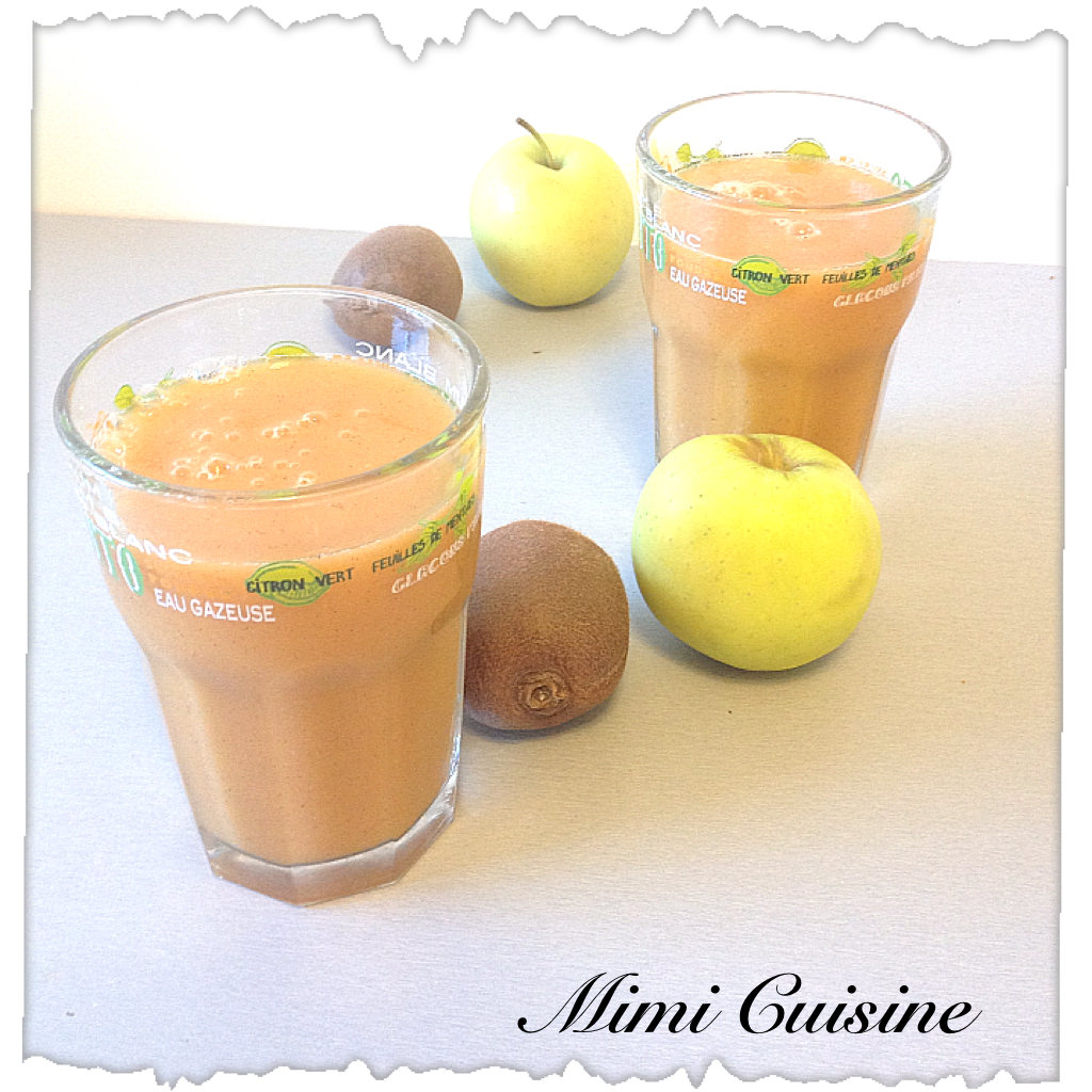 Jus de fruit vitaminé #Thermomix