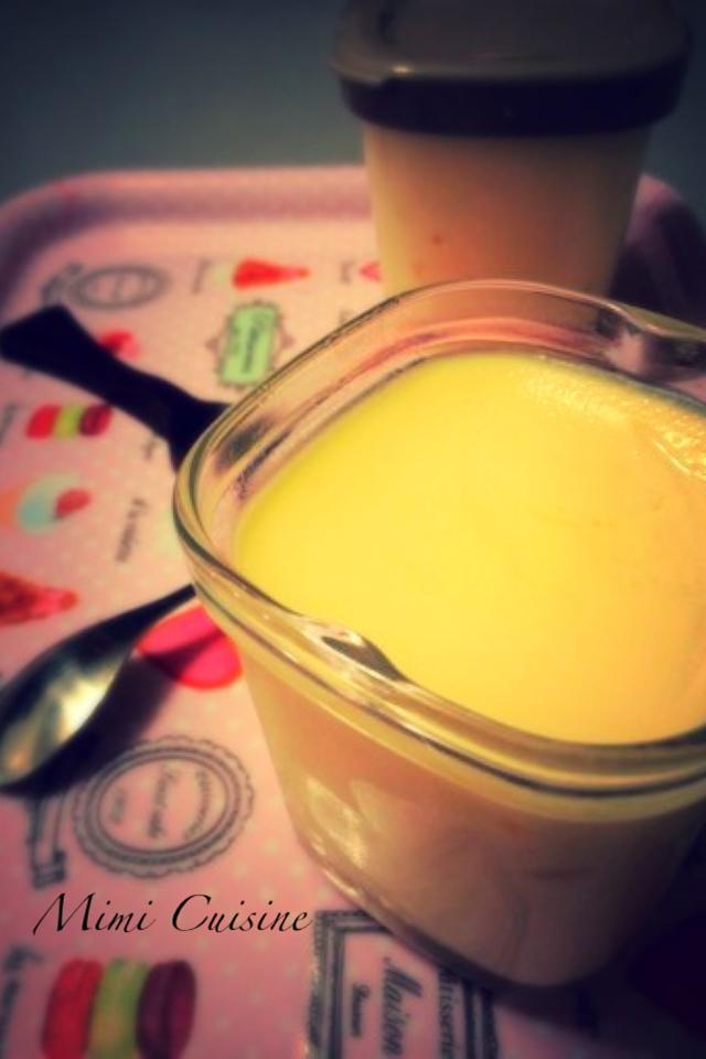 Crèmes à la noix de Coco by Multi-Délices