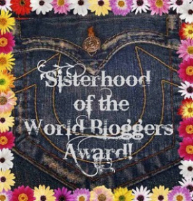 Premios Sisterhood of the World Bloggers Award