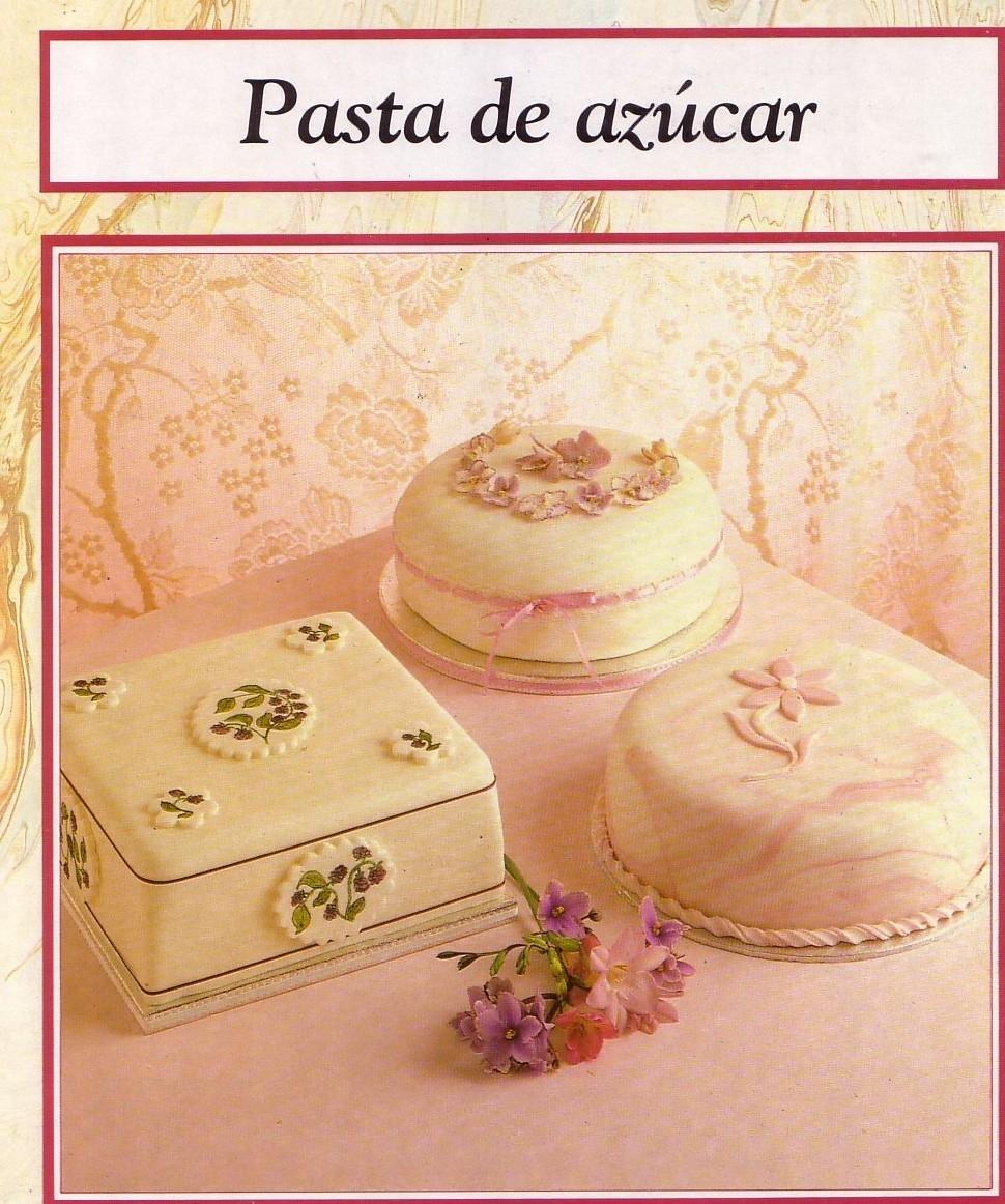 Pasta de Azúcar Rápida una Cubierta muy fácil