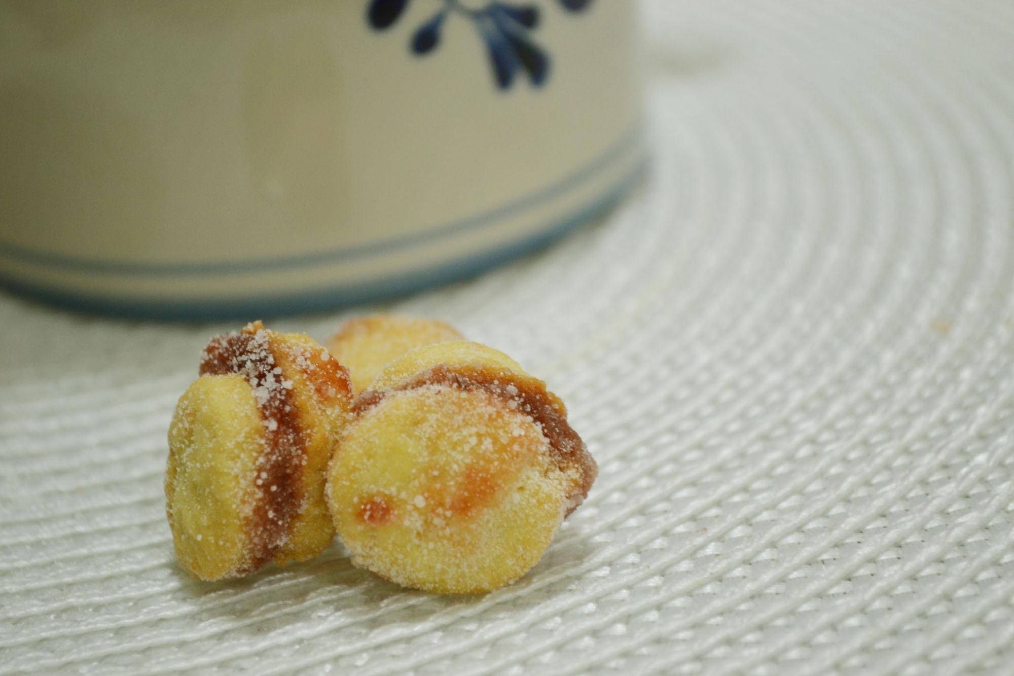 biscoito casadinho de goiabada