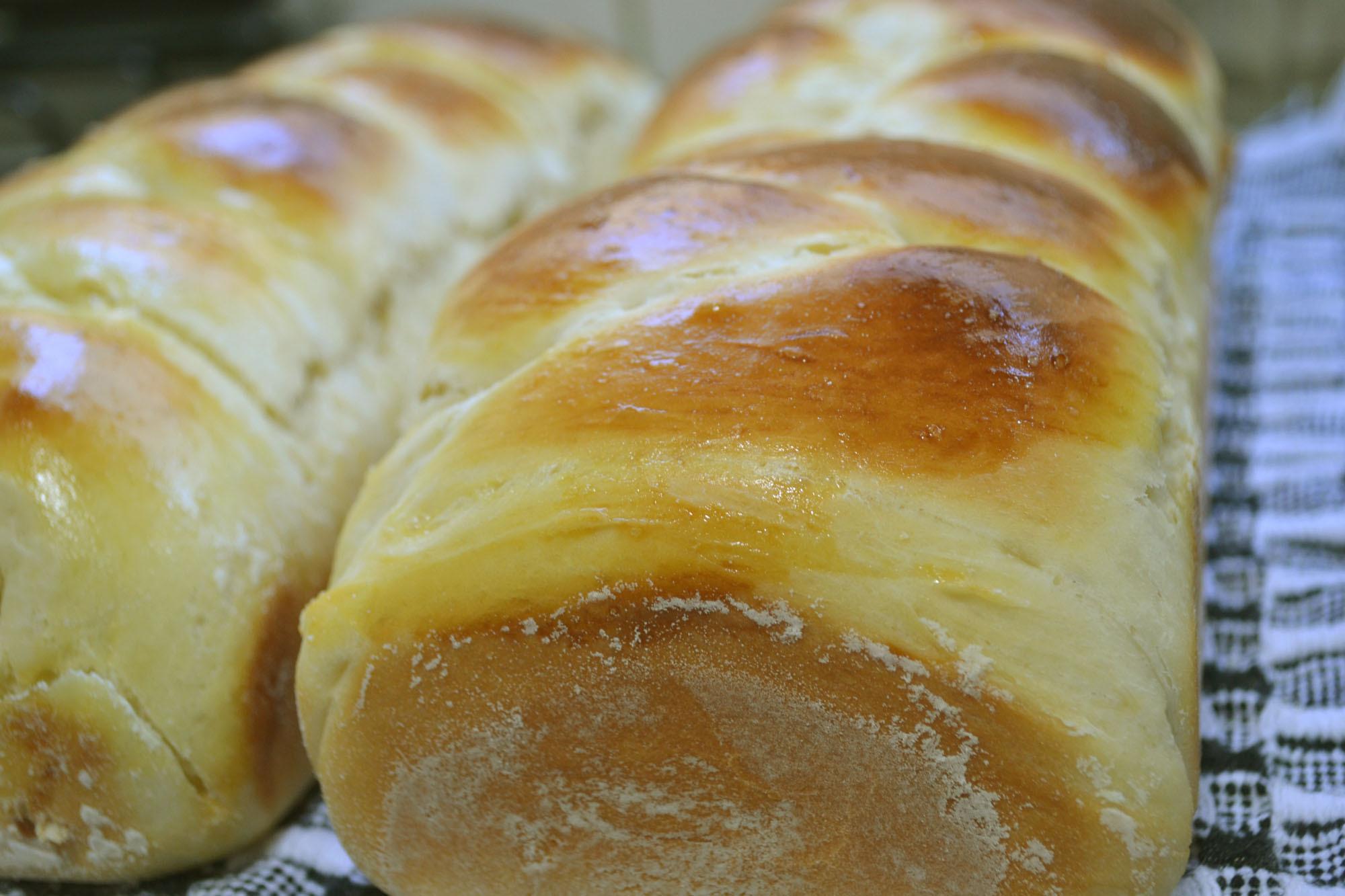 de rosca com fermento biologico seco
