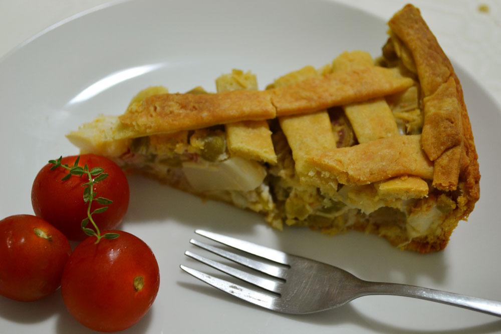 torta de abobrinha com requeijão palmirinha