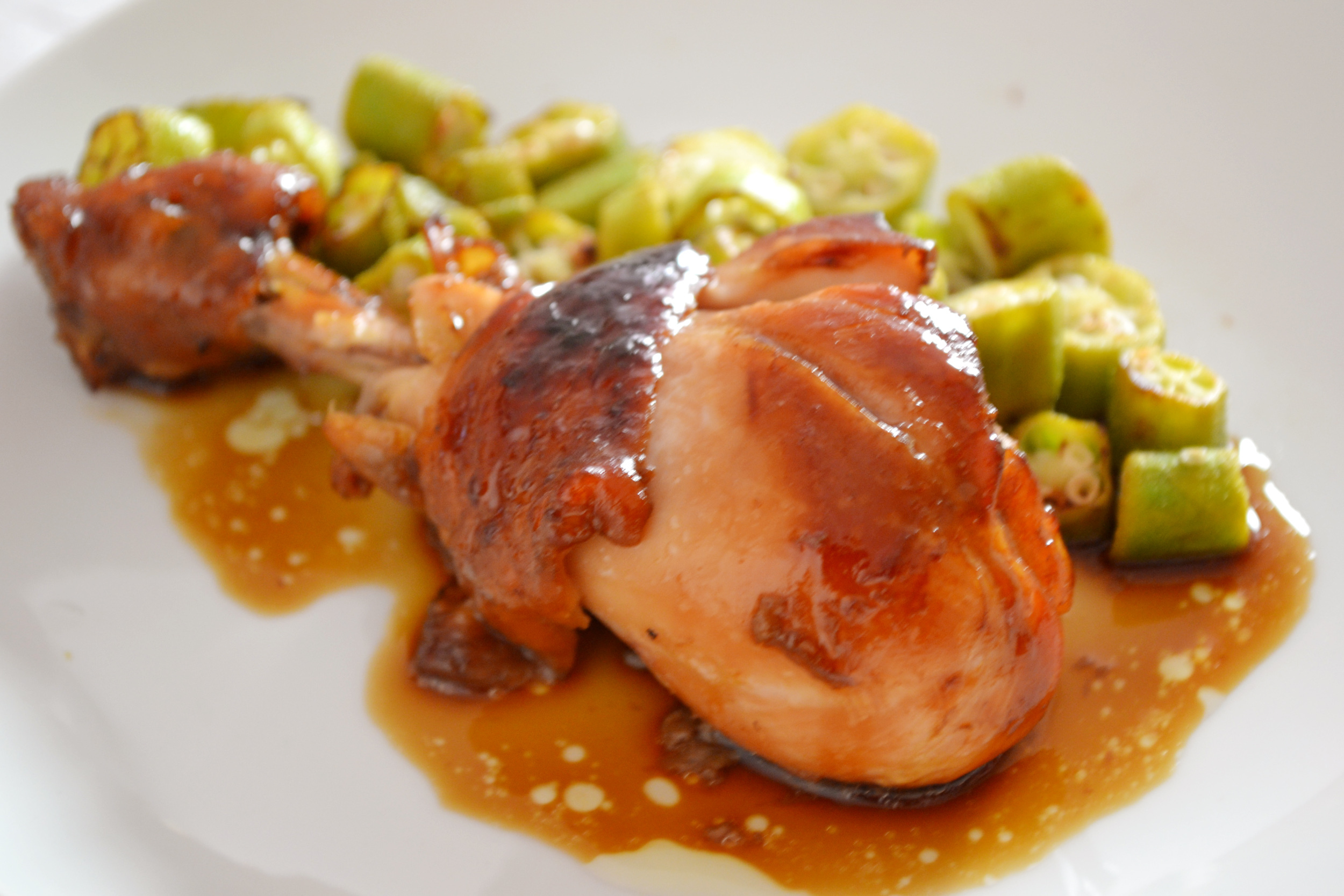 quiabada de frango baiana