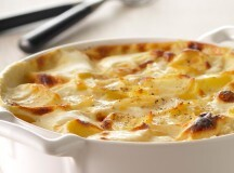 Gratin Dauphinois, confort food!