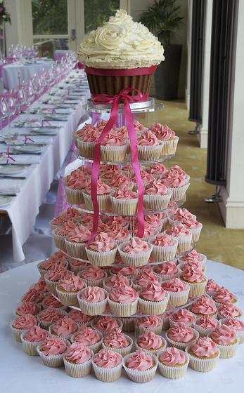 Cupcake x Bolo de vovó