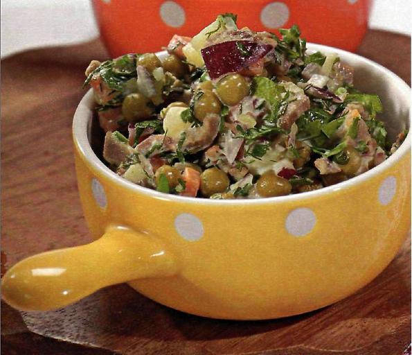 50 полных рецептов салата с языком(сборка с кулинарных сайтов)