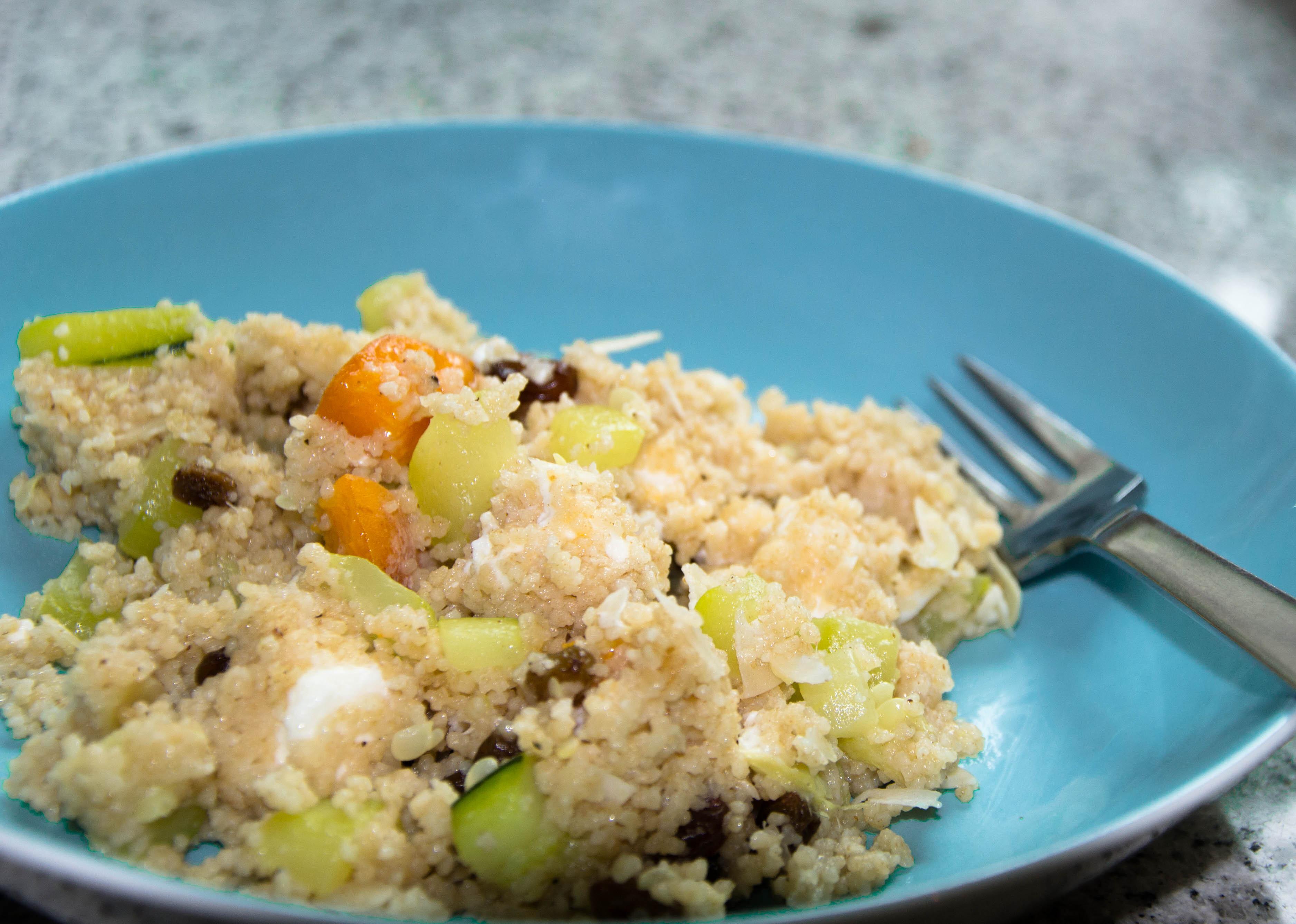 Orientalische Couscous-Pfanne I Oriental Couscous Stir-Fry