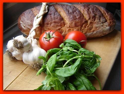 Tomato Bruschetta Recipe - Cooking Italy