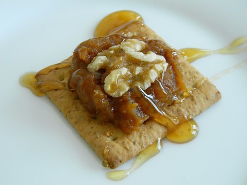 Honeyed Carrot Cake Butter (#DessertChallenge): Toast Topper #42