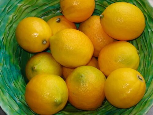 Preserved Lemons & Aparigraha