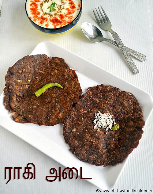 ragi biscuits without oven