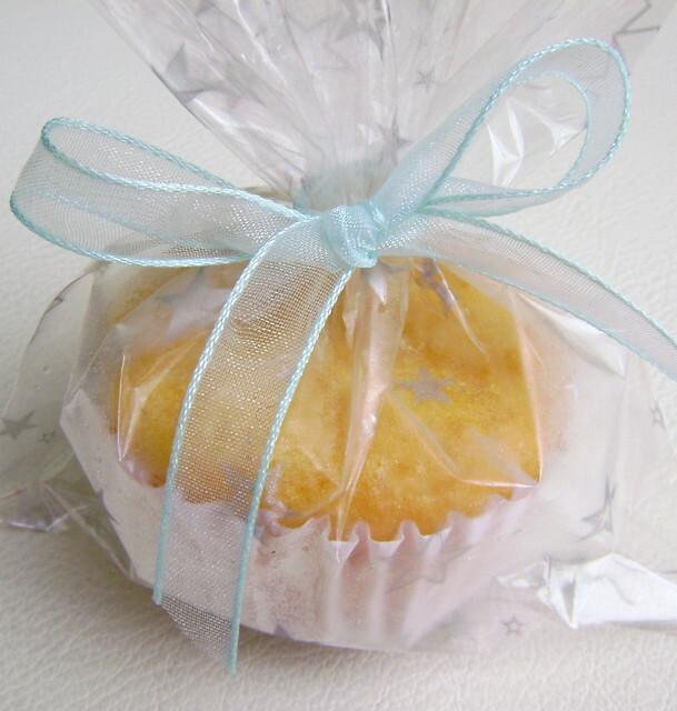 Muffin de Leite Condensado e Goiabada