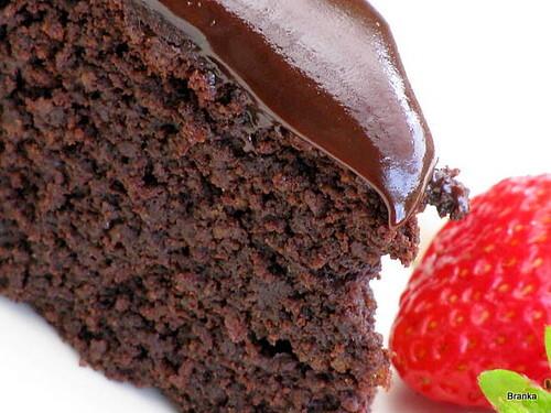 """Dvostruki """"mud cake"""" i cokoladna torta"""