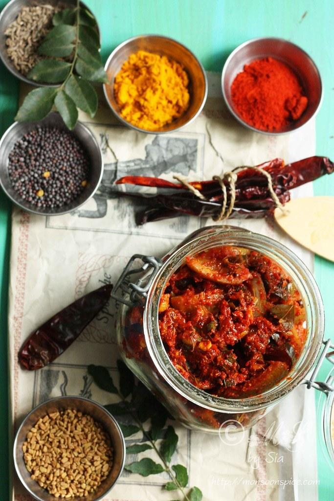 Nimbu Ka Achaar | Simple Spicy Indian Lemon Pickle Recipe