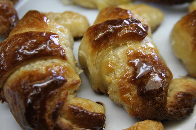 Medialunas de Manteca o Croissant