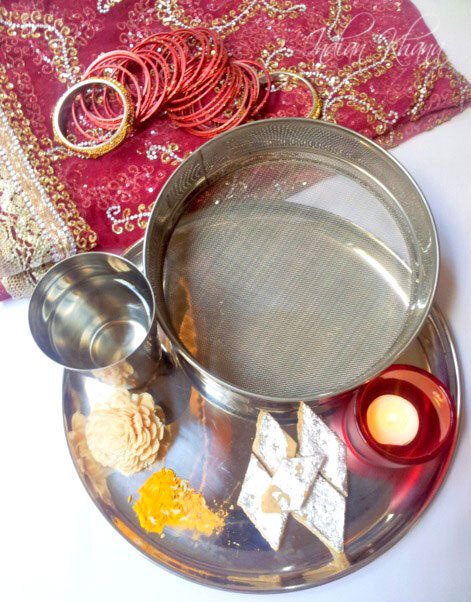 Karwa Chauth Recipes | Karwa Chauth Process and Recipes 2014