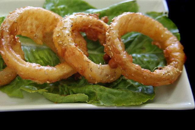 Onion Rings - Aros de Cebolla Fritos