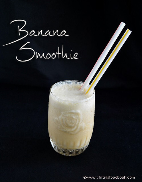 Banana Smoothie Recipe–Summer Recipes