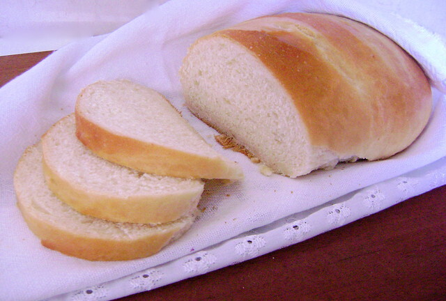 Pão Doce Simples