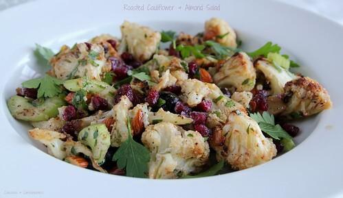 cauliflower salad nz