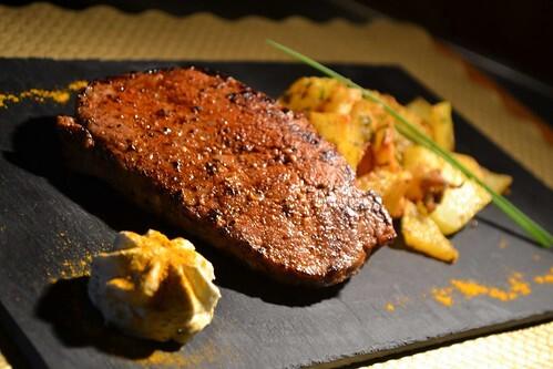 Filet de Boeuf Tandoori & Patates Epicées