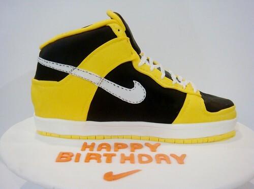 make adidas cake