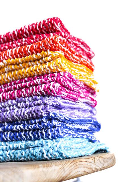 einmal alle Farben bitte…