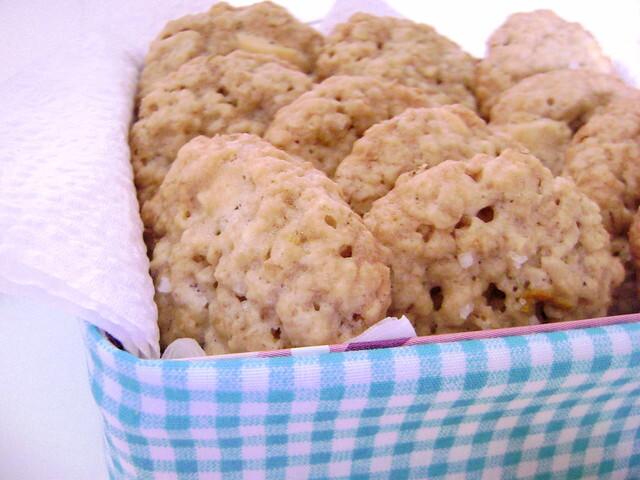 Cookies Deliciosos de Aveia!