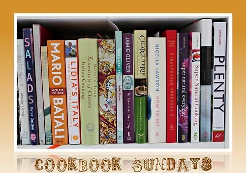 Cookbook Sundays # 18