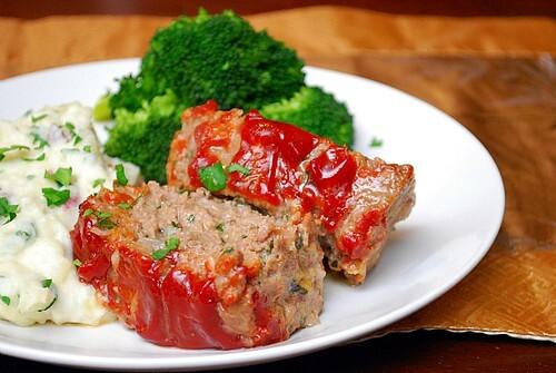 Make Ahead Meatloaf