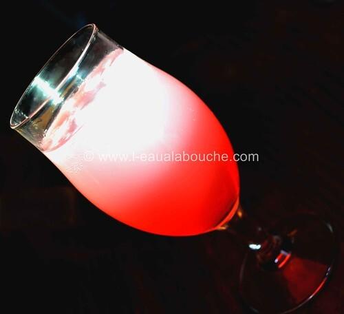 Cocktail Vodka Daisy