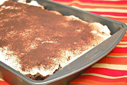 Effortless Chocolate Tiramisu