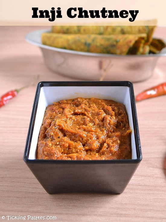 dosa chutney without coconut