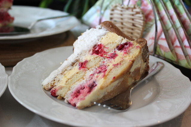 Malinasta torta