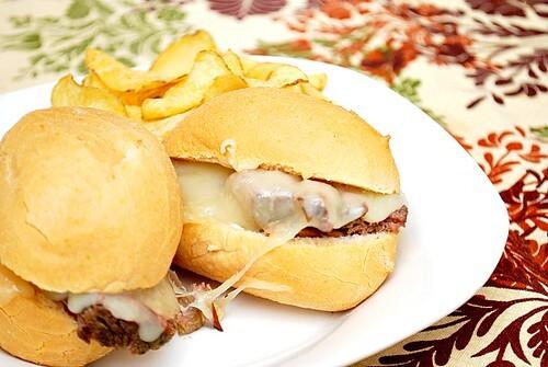 Italian Beef Sliders