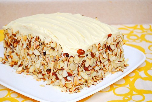 Bananas Foster Layer Cake