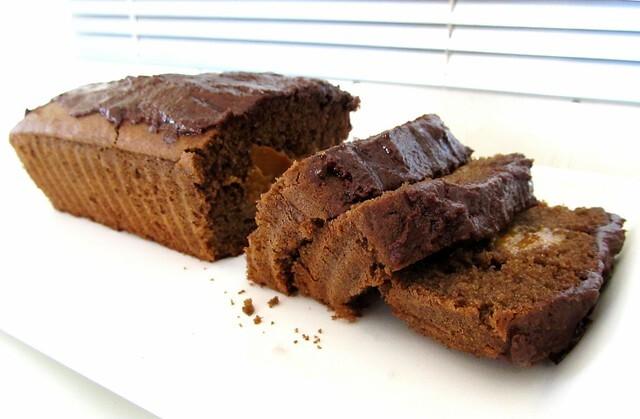 Bolo Inglês de Chocolate e Doce de Leite