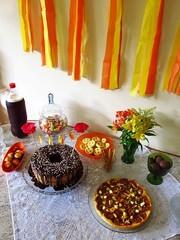 festa surpresa para meu marido