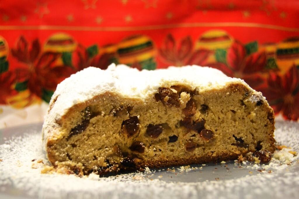 Stollen – o pão natalino alemão
