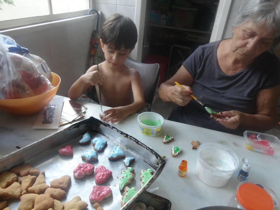 Plätzchen – Biscoitos Glaçados
