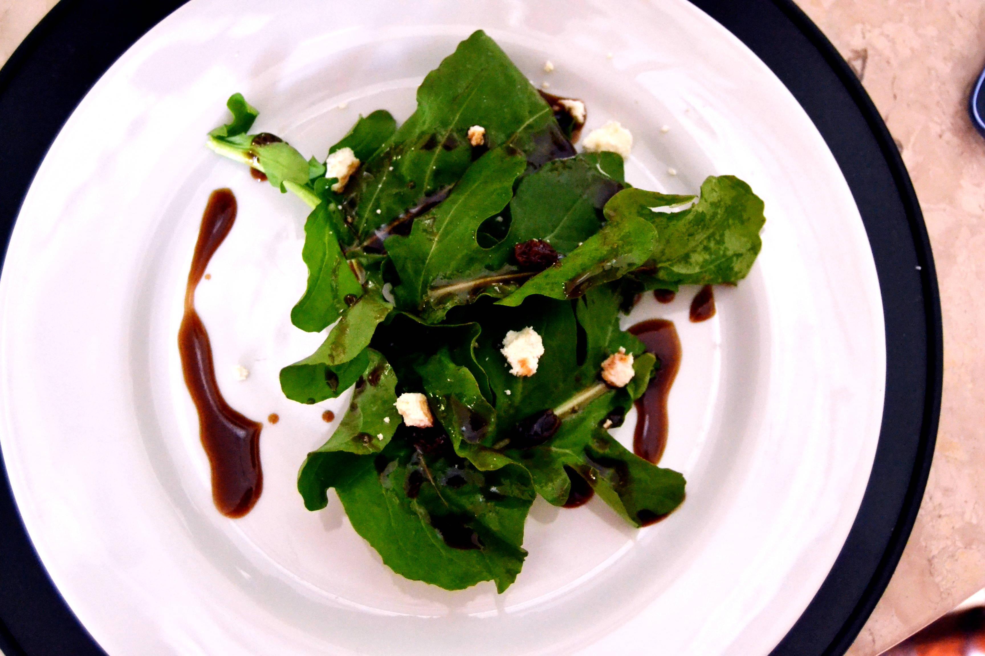 Molho de salada – Mostarda e balsâmico