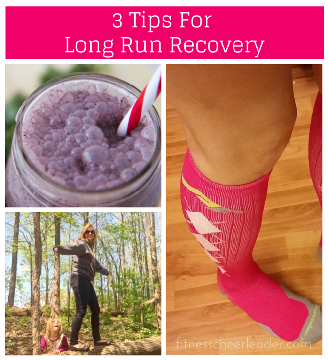 3 Tips for Recovery After a Long Run + A PRO Compression Giveaway