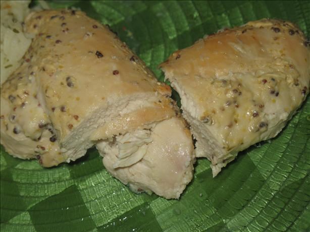 Creamy Mustard Chicken - Light