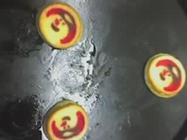 Pillsbury Sugar Cookies (Cooking Directions -Nuwave/Flavorwave