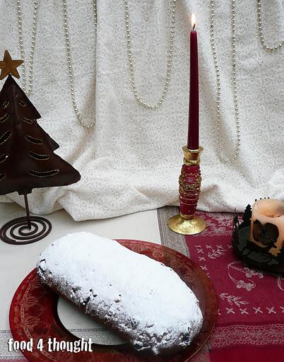 Il Christollen, per un Natale senza Panettone.